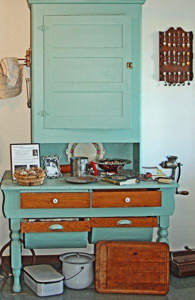 Exhibit Old Time Kitchen